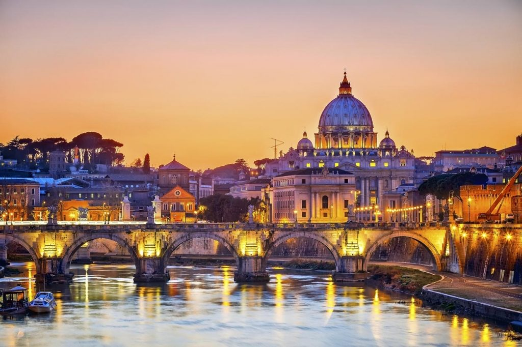 Pellegrinaggio a Roma dal 14 al 17 settembre 2017