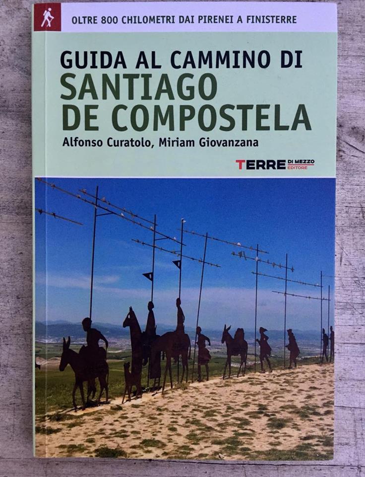 Cammini per Santiago de Compostela, una bibliografia